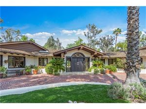 Photo of 23847 LONG VALLEY Road, Hidden Hills, CA 91302 (MLS # SR18073964)