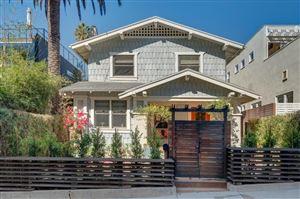 Photo of 9 VICENTE Terrace, Santa Monica, CA 90401 (MLS # 818000966)