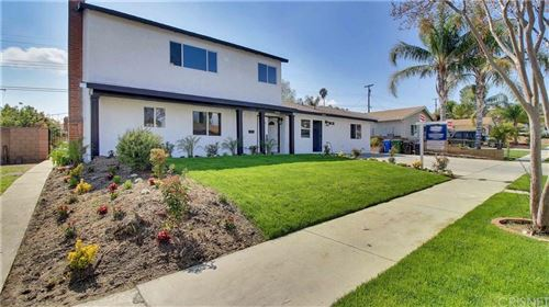 Photo of 15036 FLORENTINE 15038 Street, Sylmar, CA 91342 (MLS # SR20063966)