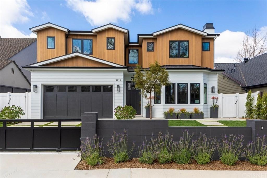 Photo of 4215 ALLOTT Avenue, Sherman Oaks, CA 91423 (MLS # SR20010966)