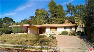 Photo of 4068 HAYVENHURST Drive, Encino, CA 91436 (MLS # 18310968)