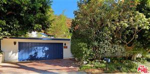 Photo of 8921 WONDERLAND PARK Avenue, Los Angeles , CA 90046 (MLS # 19467968)