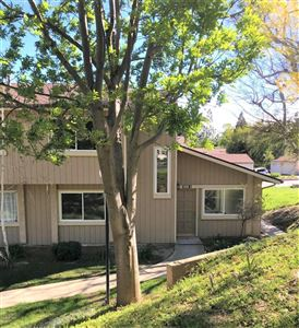 Photo of 15080 MARQUETTE Street #A, Moorpark, CA 93021 (MLS # 219002968)