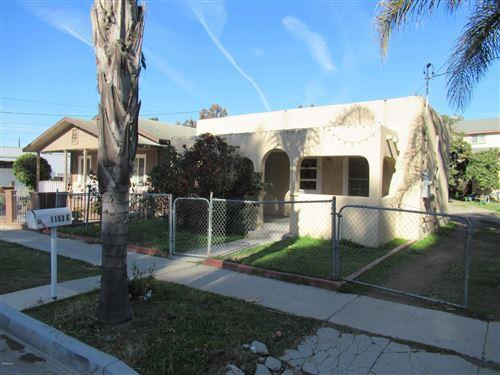 Photo of 1153 East HARVARD Boulevard, Santa Paula, CA 93060 (MLS # 220000969)
