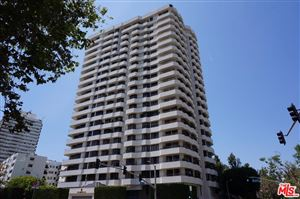Photo of 10601 WILSHIRE #PHE, Los Angeles , CA 90024 (MLS # 18344970)