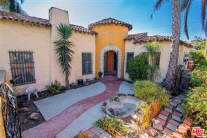 Photo of 101 South CRESCENT HEIGHTS, Los Angeles , CA 90048 (MLS # 18404970)