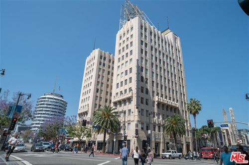 Photo of 6253 HOLLYWOOD Boulevard #201, Los Angeles , CA 90028 (MLS # 19490972)