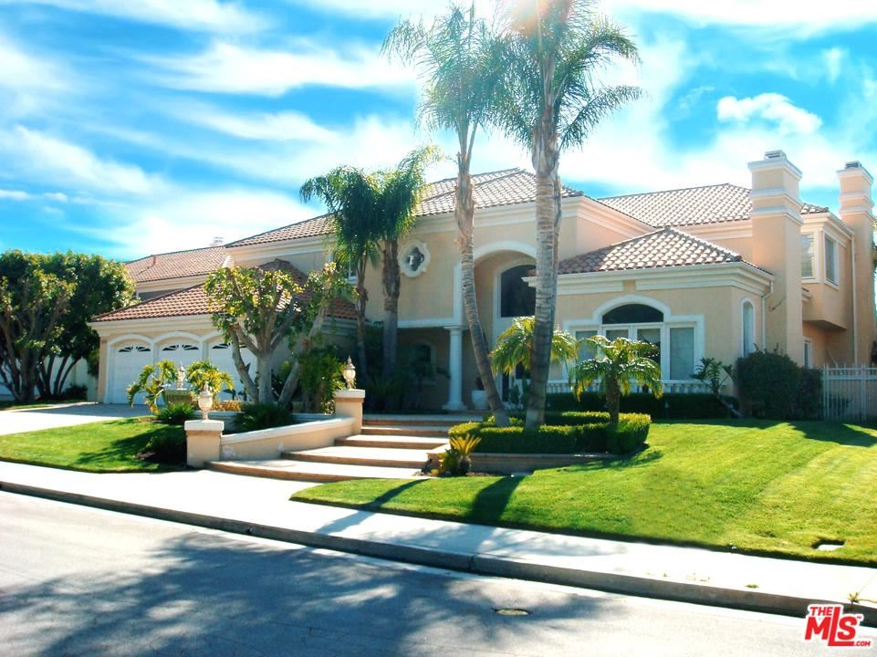 Photo for 5615 MANLEY Court, Calabasas, CA 91302 (MLS # 18319972)
