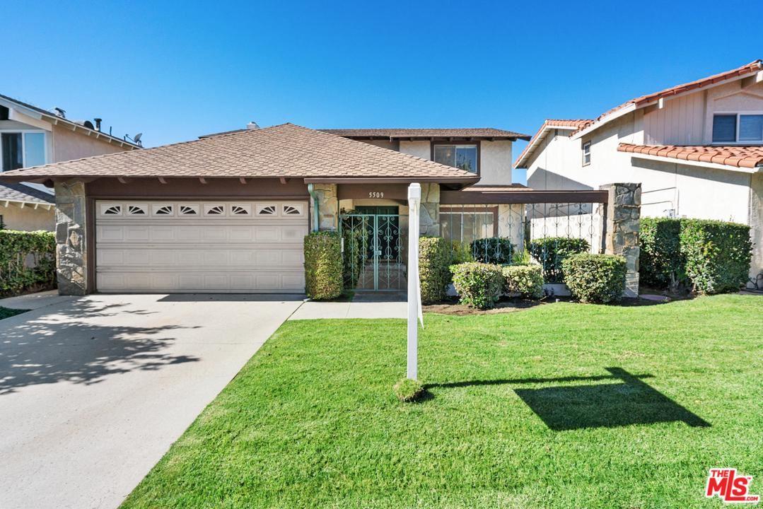 Photo of 5509 VOLETTA Place, Valley Village, CA 91607 (MLS # 20549972)
