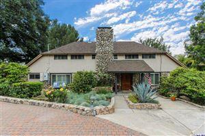 Photo of 2424 ORANGE Avenue, La Crescenta, CA 91214 (MLS # 319001973)