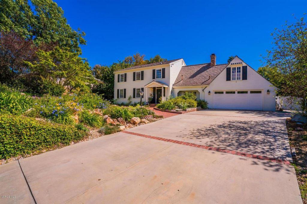 Photo for 1556 EL DORADO Drive, Thousand Oaks, CA 91362 (MLS # 218005973)