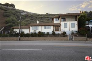 Photo of 21715 RAMBLA Vista, Malibu, CA 90265 (MLS # 18390974)