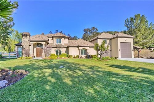 Photo of 27234 BRONCO Drive, Canyon Country, CA 91387 (MLS # SR20048975)