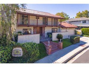 Photo of 24728 EILAT Street, Woodland Hills, CA 91367 (MLS # SR18246976)