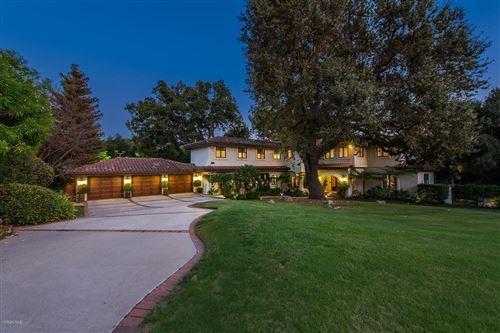 Photo of 1246 CANYON RIM Circle, Westlake Village, CA 91362 (MLS # 219011977)