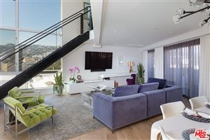 Photo of 616 North CROFT AVE #PH9, West Hollywood, CA 90048 (MLS # 18322978)