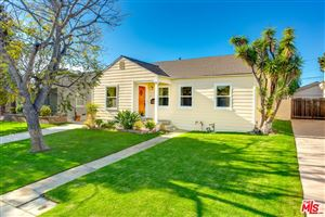 Photo of 8345 WESTLAWN Avenue, Los Angeles , CA 90045 (MLS # 18414978)