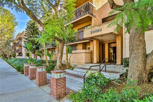 Photo of 22100 BURBANK Boulevard #357f, Woodland Hills, CA 91367 (MLS # 220001978)