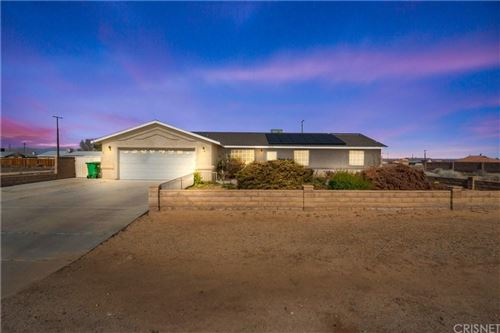 Photo of 9109 FUCHSIA Avenue, California City, CA 93505 (MLS # SR20029978)