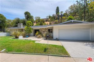 Photo of 3500 GREEN VISTA Drive, Encino, CA 91436 (MLS # 18365980)