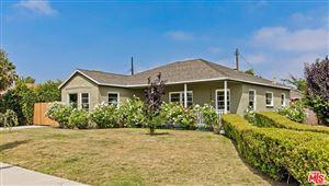 Photo of 11809 JUNIETTE Street, Culver City, CA 90230 (MLS # 19493980)