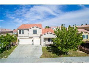 Photo of 36856 CRISTALLO Court, Palmdale, CA 93550 (MLS # SR18092982)