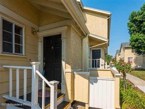 Photo of 254 North MAR VISTA Avenue #5, Pasadena, CA 91106 (MLS # 818003983)