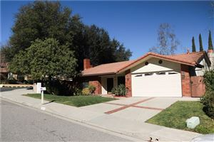 Photo of 28023 VIA AMISTOSA, Agoura Hills, CA 91301 (MLS # SR19038983)
