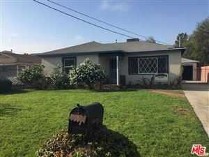 Photo of 10820 LAMKINS Street, Sun Valley, CA 91352 (MLS # 18365984)