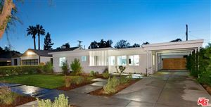 Photo of 4733 VENTURA CANYON Avenue, Sherman Oaks, CA 91423 (MLS # 18394984)