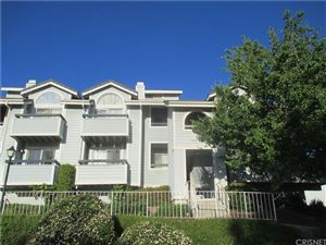 Photo of 26870 CLAUDETTE Street #701, Canyon Country, CA 91351 (MLS # SR18117984)