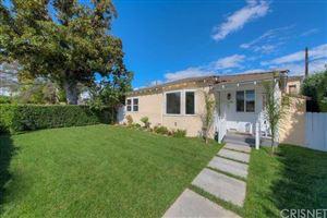 Photo of 1240 North CLYBOURN Avenue, Burbank, CA 91505 (MLS # SR18169984)