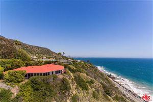 Photo of 20522 ROCA CHICA Drive, Malibu, CA 90265 (MLS # 18335986)