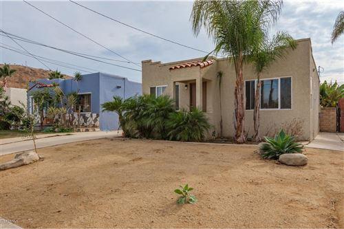 Photo of 104 West CENTER Street, Ventura, CA 93001 (MLS # 219013987)