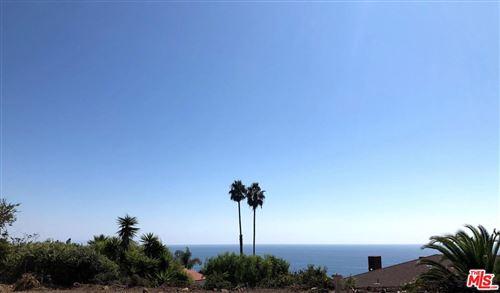 Photo of 20494 ROYAL STONE Drive, Malibu, CA 90265 (MLS # 19512988)