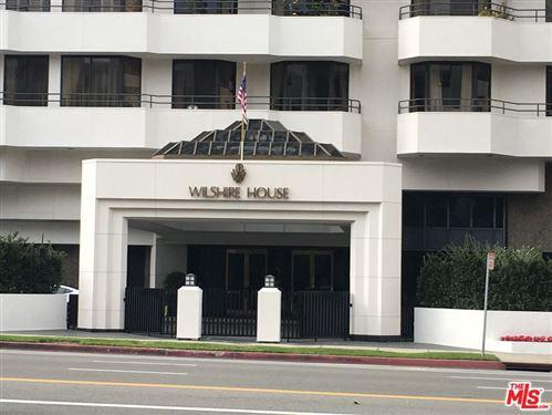 Photo of 10601 WILSHIRE #701, Los Angeles , CA 90024 (MLS # 20544988)