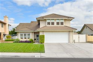 Photo of 1669 RIDGEWOOD Drive, Camarillo, CA 93012 (MLS # 218012988)