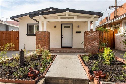 Photo of 619 South LOUISE Street, Glendale, CA 91205 (MLS # SR19268988)