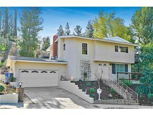 Photo of 4819 DUNMAN Avenue, Woodland Hills, CA 91364 (MLS # SR18065989)