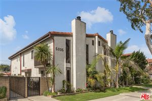 Photo of 5035 OVERLAND Avenue, Culver City, CA 90230 (MLS # 18329990)