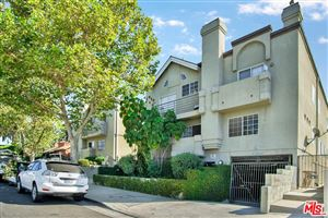 Photo of 850 North POINSETTIA Place #5, Los Angeles , CA 90046 (MLS # 18386990)