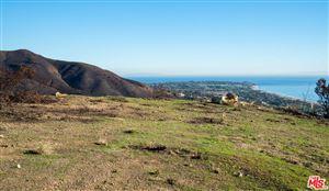 Photo of 5744 TRANCAS CANYON ROAD, Malibu, CA 90265 (MLS # 19422990)