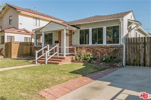 Photo of 3616 SCHAEFER Street, Culver City, CA 90232 (MLS # 17295992)