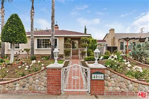 Photo of 4016 ALBRIGHT Avenue, Culver City, CA 90066 (MLS # 19434992)