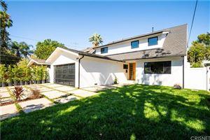Photo of 5814 MAMMOTH Avenue, Valley Glen, CA 91401 (MLS # SR19212992)