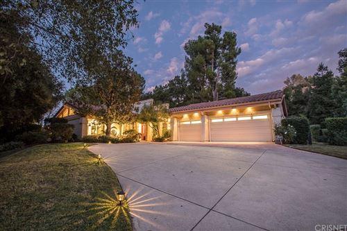 Photo of 3973 SKELTON CANYON Circle, Westlake Village, CA 91362 (MLS # SR19268993)