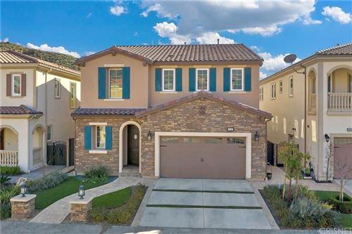 Photo of 20452 West ESMERELDA Lane, PORTER RANCH, CA 91326 (MLS # SR20007993)