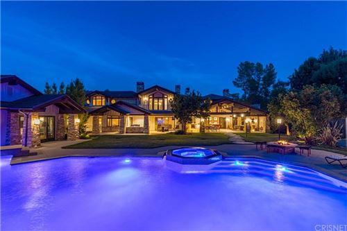 Photo of 5824 JED SMITH Road, Hidden Hills, CA 91302 (MLS # SR20015993)