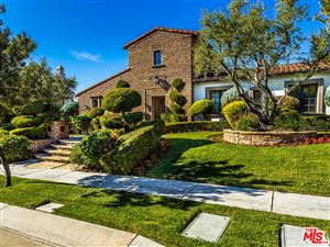 Photo of 4197 PRADO DE LA PUMA, Calabasas, CA 91302 (MLS # 19481994)