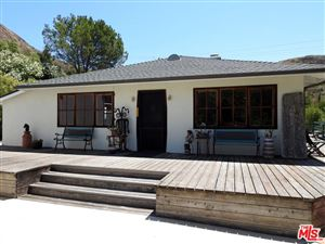 Photo of 12310 YERBA BUENA Road, Malibu, CA 90265 (MLS # 19495994)